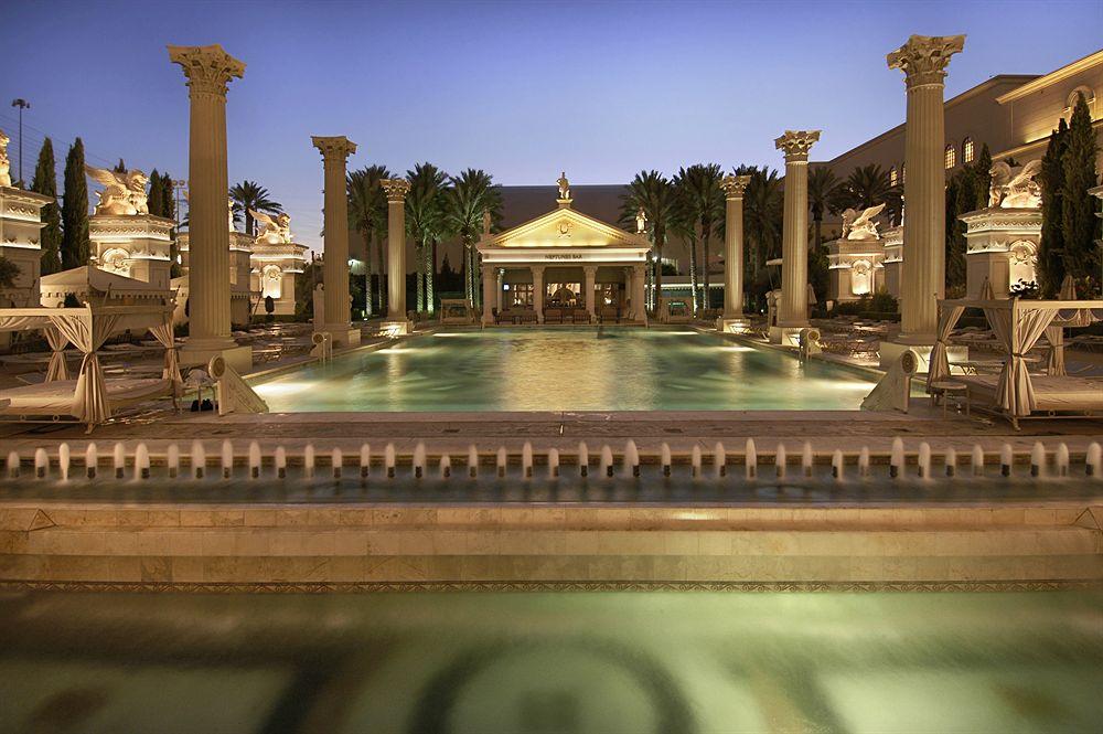 Spa At Caesars Vegas