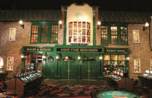 New York Las Vegas Nine Fine Irishmen