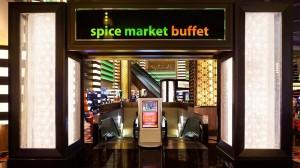 Planet Hollywood Las Vegas Spice Market Buffet