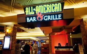 rio las vegas all american bar